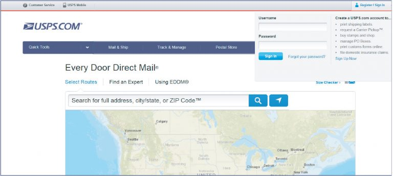 Direct Mail Image Center